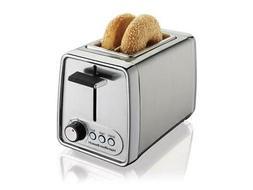 Hamilton Beach Modern Chrome 2-Slice Toaster