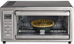 "Kenmore 4 slice Digital Toaster Oven with 9"" Ceramic Pizza S"