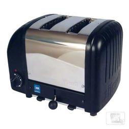 NEW Cadco  - 2-Slice Bagel Toaster