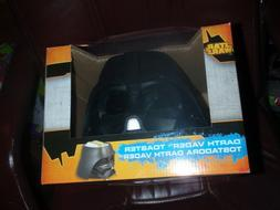 Pangea Brands - Darth Vader 2-slot Toaster - Black