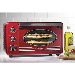 Retro Series Convection Toaster Oven Make Everything from Qu