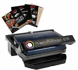 T-fal GC704 OptiGrill Stainless Steel Indoor Electric Grill