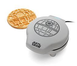 ThinkGeek Star Wars Death Star Waffle Maker - Perfect for Al