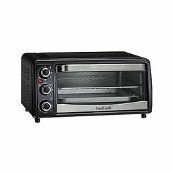West Bend 74107 Convection Toaster Oven, Black, 1