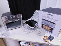 CHEFMAN AIR FRYER TOASTER OVEN 26 QT CONVECTION AIRFRYER w/A