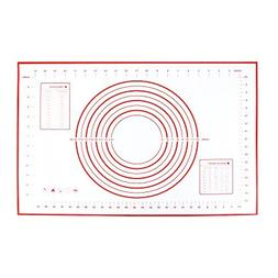 Baking Mat Silicone for Platinum with Measurements,Non Stick