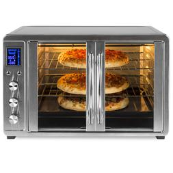 BCP 55L 1800W Extra Large Countertop Convection Toaster Oven