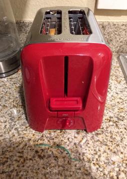 Beach Cool Wall 2-Slice Toaster Auto Shutoff. A Drop-Down Cr
