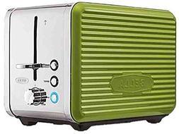 Bella 14174 Green Linea 2 Slice Toaster Green