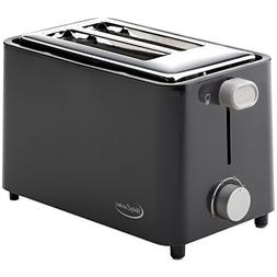 Betty Crocker BC-2605CB 2-Slice Toaster, Black Size: 2 - Sli