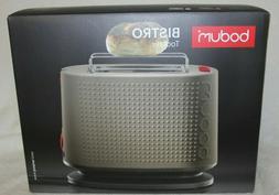 Bodum Bistro 2-Slice Toaster, Dark Blue - 10709-3