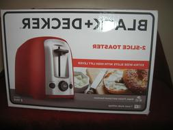Black And Decker 2 Slice Toaster Extra Wide Toasting Bread B