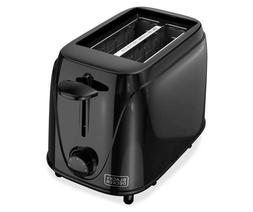 Black & Decker 2-Slice Toaster TR0002B