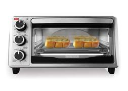 Black & Decker 4 Slice Toaster Oven