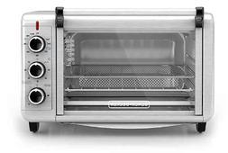 Black & Decker Crisp N' Bake Air Fry Toaster Oven