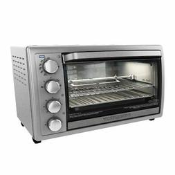 Black & Decker To4314ssd Toaster Oven - Bake, Toast, Broil,