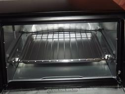 Black and Decker Toaster Over, never used