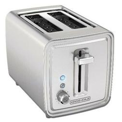 Black & Decker TR2900SSD 2-Slice Toaster - Stainless Steel