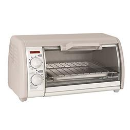 Black & Decker 4 SLICE TOASTER OVEN white