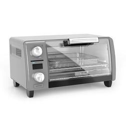 Black + Decker Crisp N Bake Air Fry Digital 4-Slice Toaster