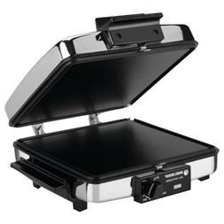 Black & Decker G48TD 3-in-1 Waffle Maker & Indoor Grill/Grid