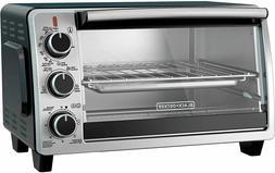 BLACK+DECKER TO1950SBD 6-Slice Convection Countertop Toaster