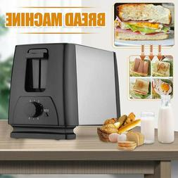Bread Toasters Automatic Toast Breakfast Cooking Machine 2 S