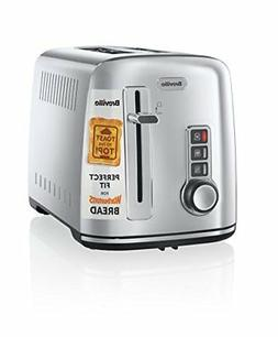 Breville 2-Slice Toaster the Perfect Fit for Warburtons - Si