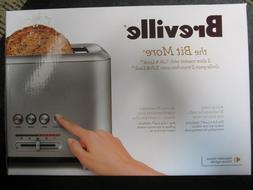Breville BTA720XL The Bit More 2-Slice Toaster BRAND NEW