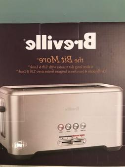 Breville BTA730XL The Bit More 4 Slice Toaster