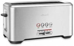 Breville BTA730XL Stainless Steel Long Slot Toaster'The Bit