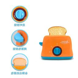 Children Play House Kitchen Toy Model Mini Electric <font><b