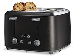 Classic 4 Slice Toaster - Black by Kenmore