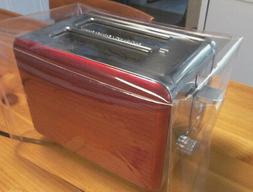 VINYL DUST  COVER FOR A TOASTER,OR OTHER SMALL APPLIANCES,NE