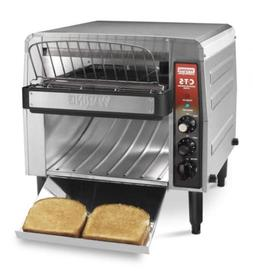 Waring Commercial CTS1000B Heavy-Duty Stainless Steel Convey