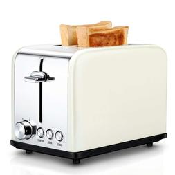 Compact Small Bread Bagel Toasters 2 Slice Best Rated, Wide