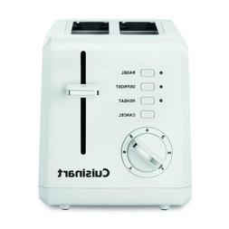 CONAIR-CUISINART CPT-122 2-SLICE COMPACT TOASTER