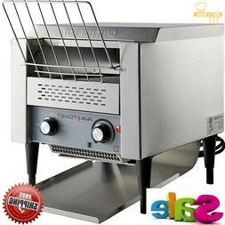 Conveyor Toaster Commercial Restaurant 3 Inch 120V Oven Elec