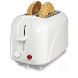 cool touch 2 slice toaster white