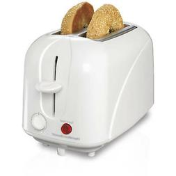Hamilton Beach Cool-Touch 2 Slice Toaster - White
