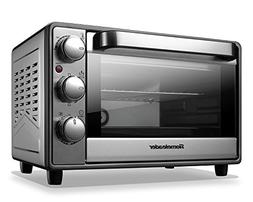 Homeleader Toaster Oven Fits 6-Slice Bread/12-Inch Pizza, Co