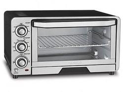 6 Slice Convection Countertop Toaster Oven Silver To3000g