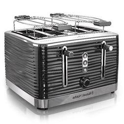 Russell Hobbs Coventry 4-Slice Toaster, Black, TR9450BR