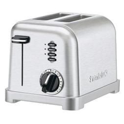 Cuisinart CPT-160FR 2-Slice Metal Classic Toaster