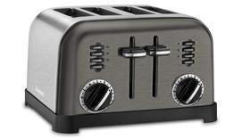 Cuisinart CPT-180BKS Metal Classic Toaster, 4-Slice