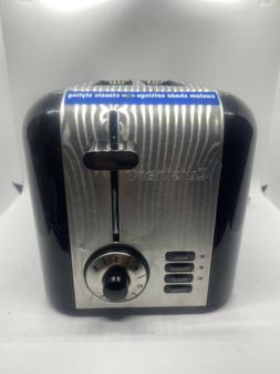 Cuisinart CPT-320P1 Compact Stainless 2-Slice Toaster, Brush