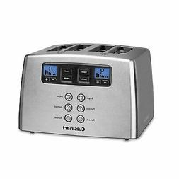 Cuisinart Touch to Toast Leverless 4-Slice Toaster