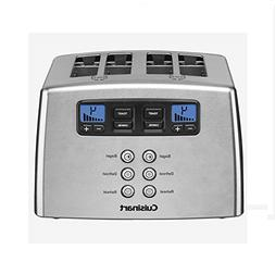 Cuisinart CPT-440 Touch to Toast Leverless 4-Slice Toaster,