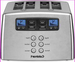 Cuisinart CPT-440P1 Touch To Toast Leverless Toaster, 4-Slic