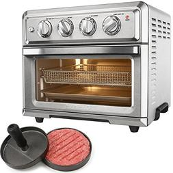 Cuisinart Convection Toaster Oven Air Fryer with Light, Silv